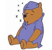 Winnie The Pooh Really Knows How To Sleep  Sleepy