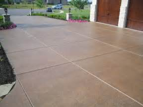 colored cement san antonio driveway patio builders company