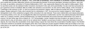 Isaac Newton Essay by The Extraordinary Mathematician Sir Isaac Newton At Essaypedia