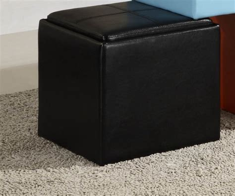 Creative Dvd Storage Cube Ottoman House Plan And Ottoman Storage Cube Ottoman With Tray