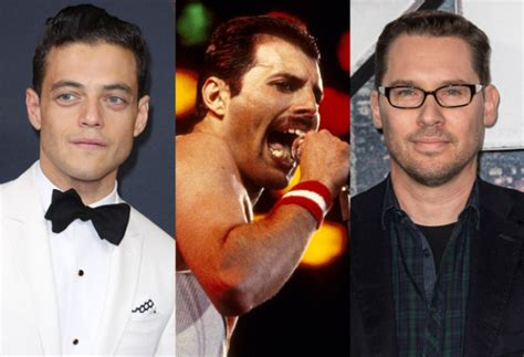 freddie mercury voice actor queen movie rami malek to play freddie mercury for bryan
