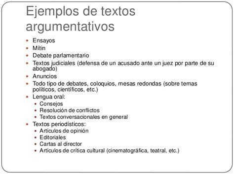 imagenes de textos libres textos argumentativos