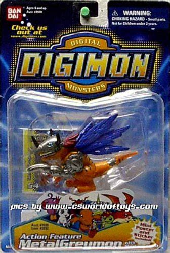 figure features digimon feature figure metalgreymon ebay