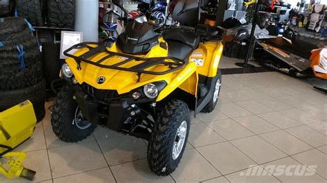 Atv Can Am 4 215 can am can am outlander l570 max til salgs 2017 i