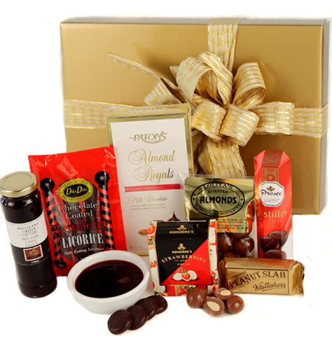 christmas hers gift baskets delivered australia wide