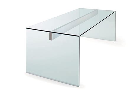 bureau air 10surdix bureau air desk 200 90 cm verre