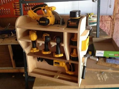 power tool storage tool storage ideas the owner builder network