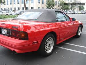 1991 mazda rx7 convertible 5 speed rotary motor