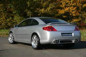peugeot 407 coupe tuning