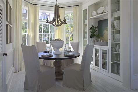 house beautiful ocean inspired kitchen urban grace breakfast nook design ideas