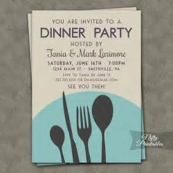 dinner party plate invitations nifty printables