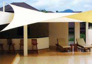 Sail Cloth Awning by Sail Shade 5m By 5m Awning