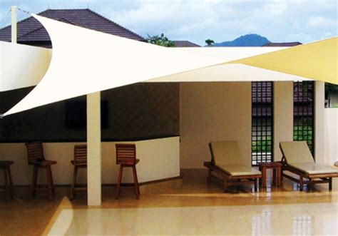 sail cloth awning sail shade 5m by 5m awning