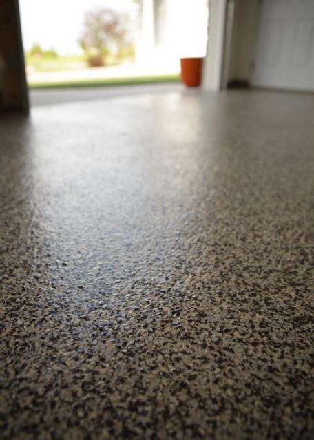 Garage Floor Coating Kansas City by Garage Floor Coating Etek Custom Coatings