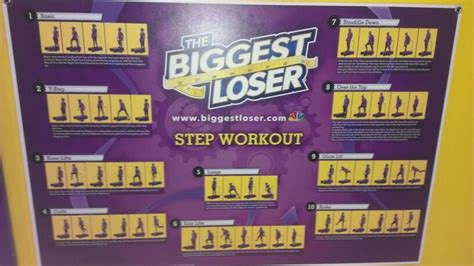 loser step workout eoua