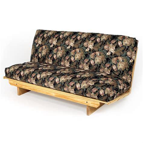 futon couch frame super ez full size sofa futon frame 113105 living room