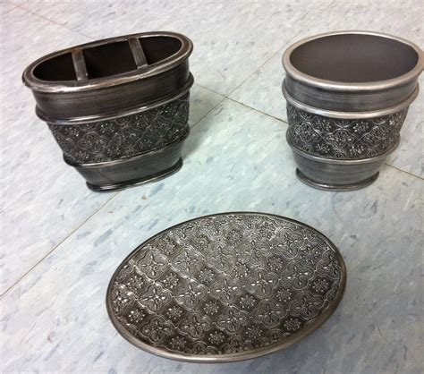 pewter bathroom accessories zenith gatsby bathroom accessories antique pewter finish