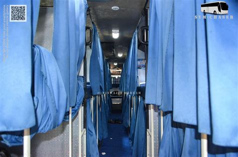 Kpn Sleeper Inside View volvo b9r page 2451 india travel forum bcmtouring