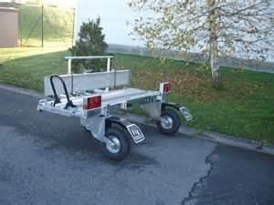 remorque transversale cing car towyl 123 remorque