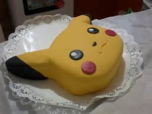 pikachu kuchen torta de pikachu en fondart por poblete pasteler 237 a