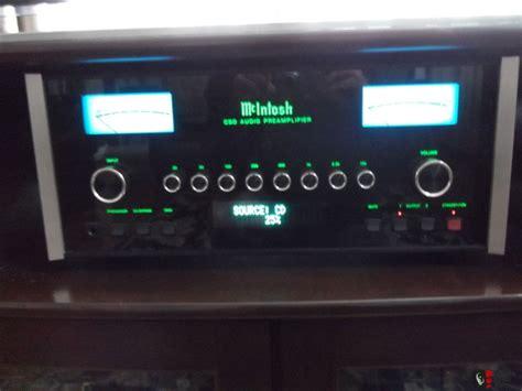 Machintosh C50 mcintosh c50 prelifier sale pending photo 937230 canuck audio mart
