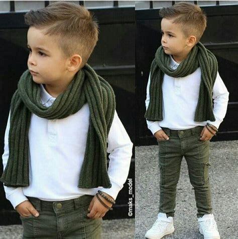 cute toddler boy hairstyles mode enfants pinterest magnifiques coupes pour votre gar 231 on coiffure simple et
