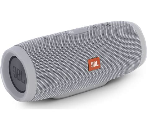 Speaker Portable Bluetooth Jbl jbl charge 3 portable bluetooth wireless speaker grey