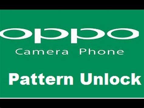 pattern unlock by pc oppo a37f pattern unlock by hard reset youtube