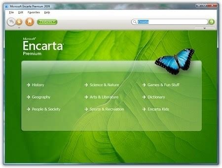 Microsoft Encarta microsoft encarta alternatives and similar software