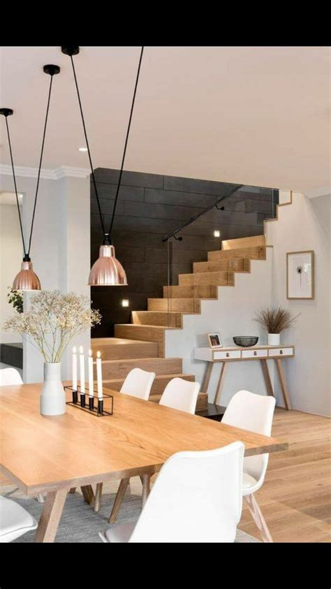 staircase design with dinning table best 25 wooden dining tables ideas on wood table texture wooden dining table