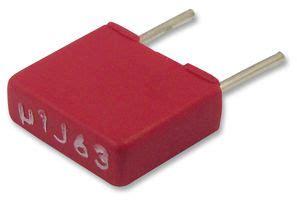 wima capacitors uk mks2c031001a00kssd wima capacitor 0 1 181 f 63 v pet polyester 177 10 mks2 series
