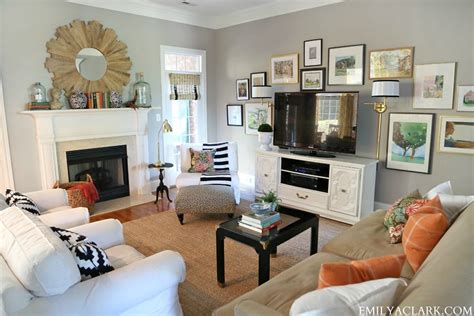 How To Rearrange Your Living Room by Feature Friday Emily A Clark Southern Hospitality