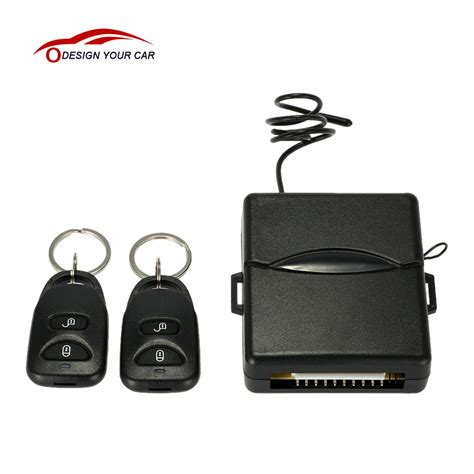 Alarm Central Lock Xenia universal car alarm system key remote car central