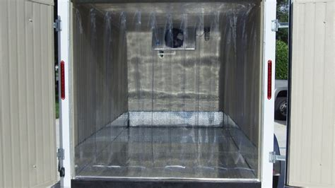 trailer curtains images for refrigerated trailer curtains