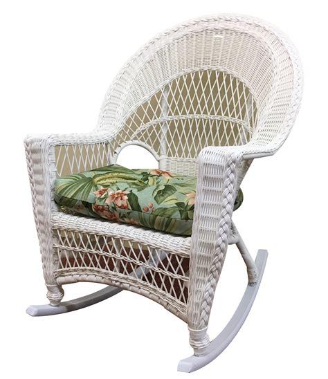 Outdoor Wicker Rocker Cape Cod Wicker Rocker Patio Furniture