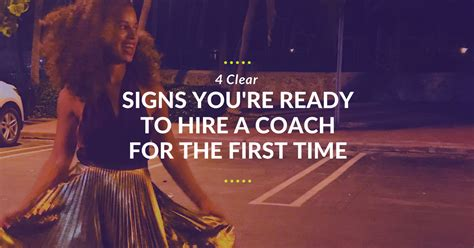 hire a couch 4 signs you re ready to hire a coach for the first time