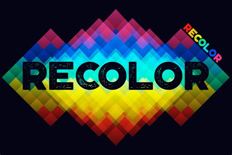 adobe illustrator recolor pattern how to use recolor artwork in adobe illustrator