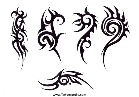 henna tribal tattoos for men 8