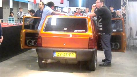 Fiat Panda Puts Osama Out Of Work by 100 Car Tuning Fiat Panda Deel2