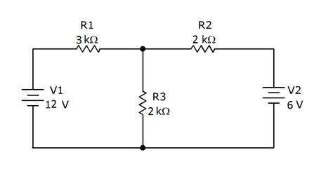 a resistor has a current of a flowing in it what is the potential difference across the resistor solve the current flowing through each resistor chegg