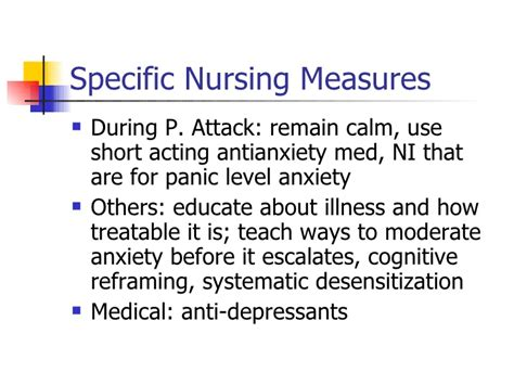 7 With Anxiety Disorders by Anxiety Disorder