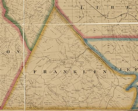 Ross County Ohio Records The Frontiersman And The Bushong And Jenette Part Two