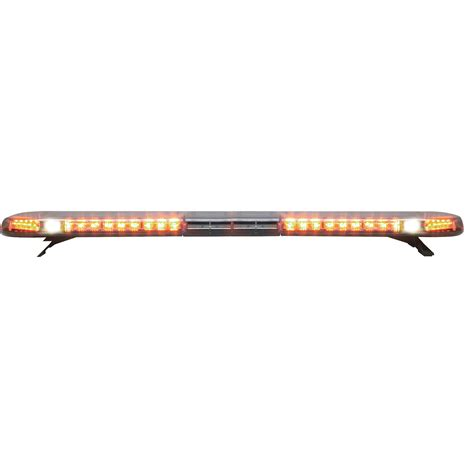 whelen light bar parts free shipping whelen 50in justice low profile halogen