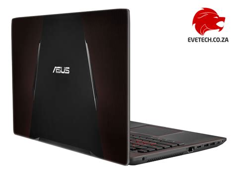 Asus Gaming Laptop Buy buy asus fx553vd i7 gtx 1050 gaming laptop with 128gb ssd free shipping at evetech co za