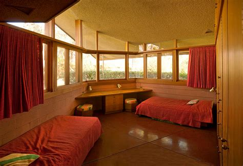 california bedrooms frank lloyd wright ablin house bakersfield california