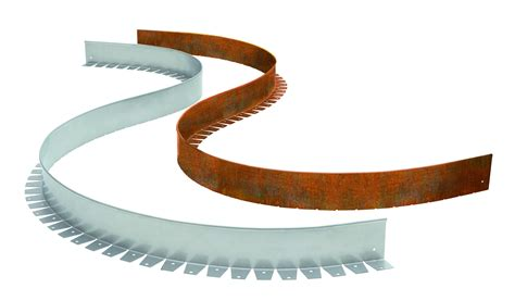 beetumrandungen aus metall exklusive 3m beeteinfassung aus metall flexibel