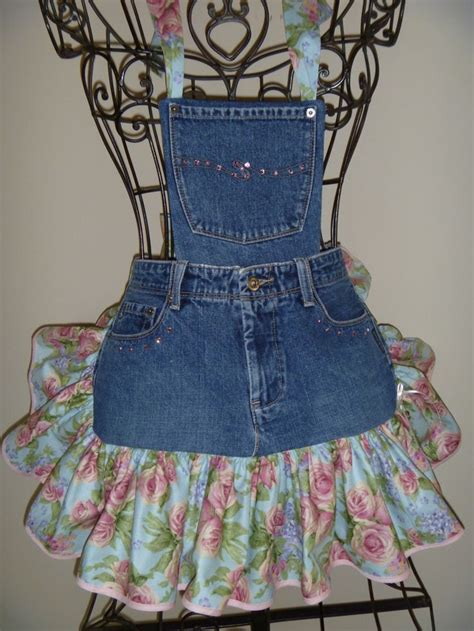 pattern for apron made from jeans 17 best images about apron ideas for estate of value on