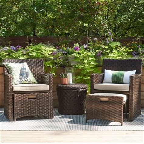wicker look patio furniture outdoor furniture patio furniture sets target