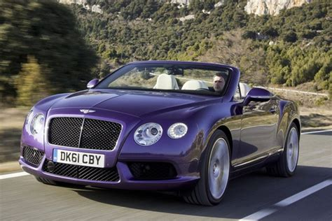 pink bentley convertible bentley debuts continental gtc v8 before geneva geneva