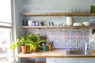 Moroccan inspired kitchen tiles california home design